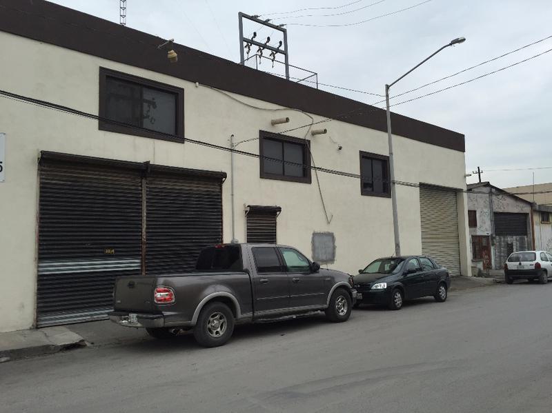 Foto Bodega Industrial en Renta en  Centro,  Monterrey  BODEGA INDUSTRIAL-ZONA CENTRO
