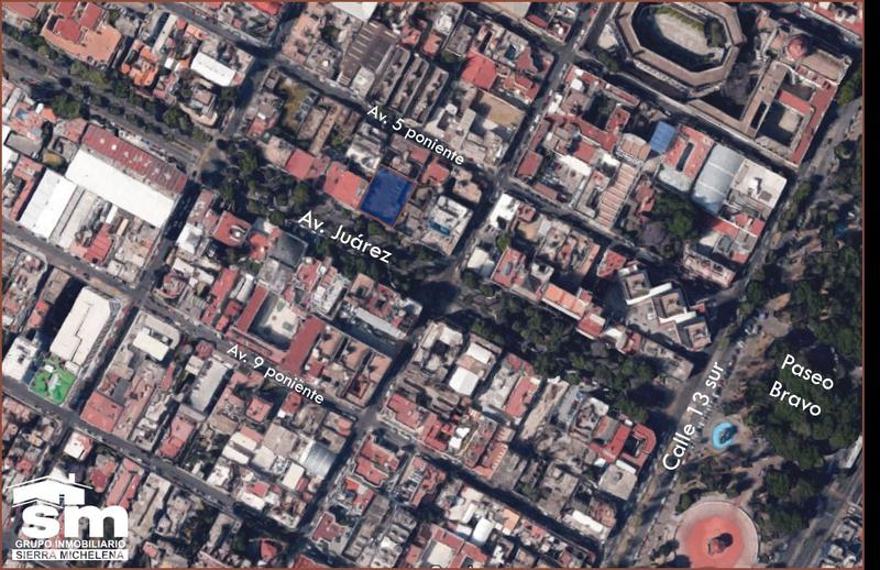 Foto Local en Venta en  Zona Esmeralda,  Puebla  Propiedad en venta Av Juarez
