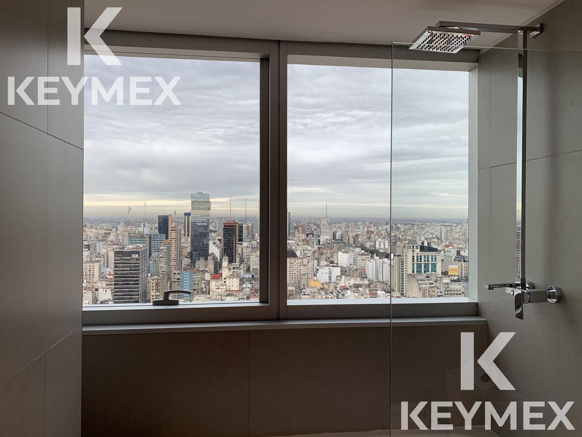 Foto Departamento en Alquiler temporario en  Microcentro,  Centro (Capital Federal)  Lujoso Studio con vista panorámica