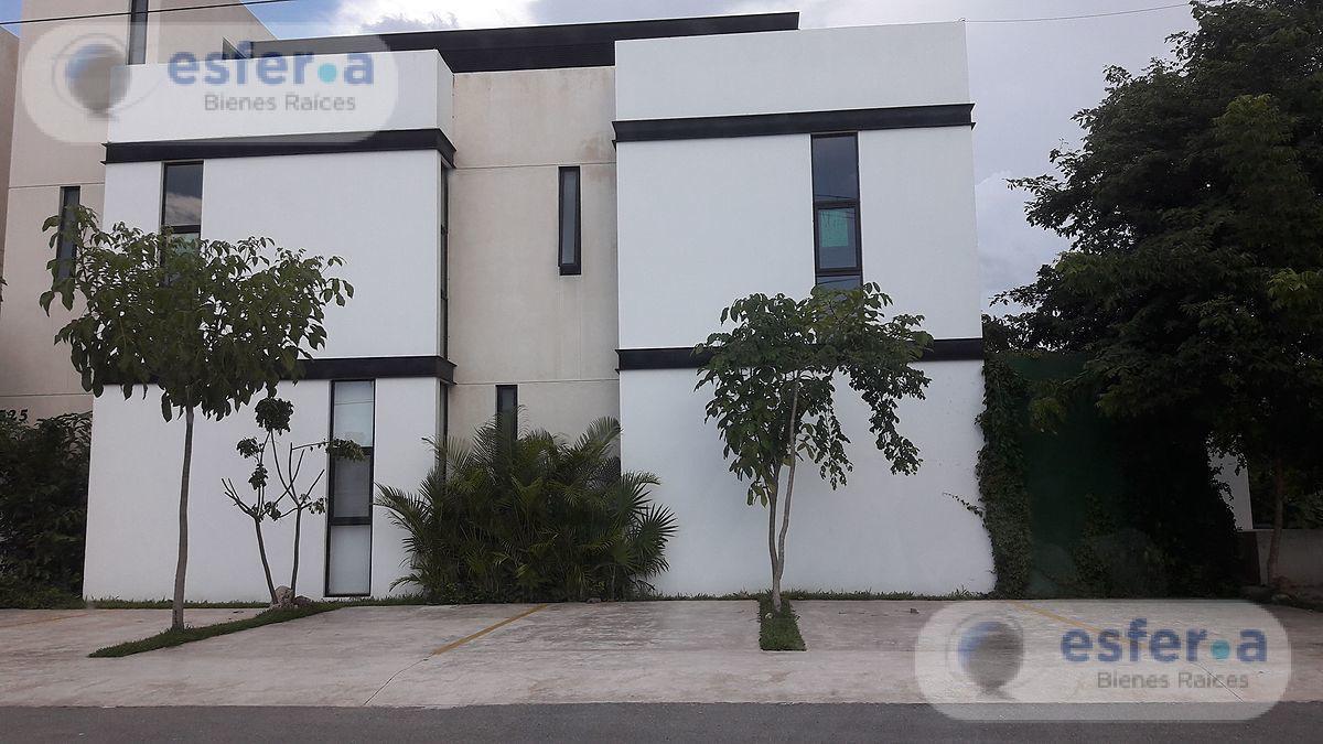 Foto Departamento en Renta en  Fraccionamiento San Antonio Cucul,  Mérida  Departamento en Renta al Norte, 3 recámaras con Aires