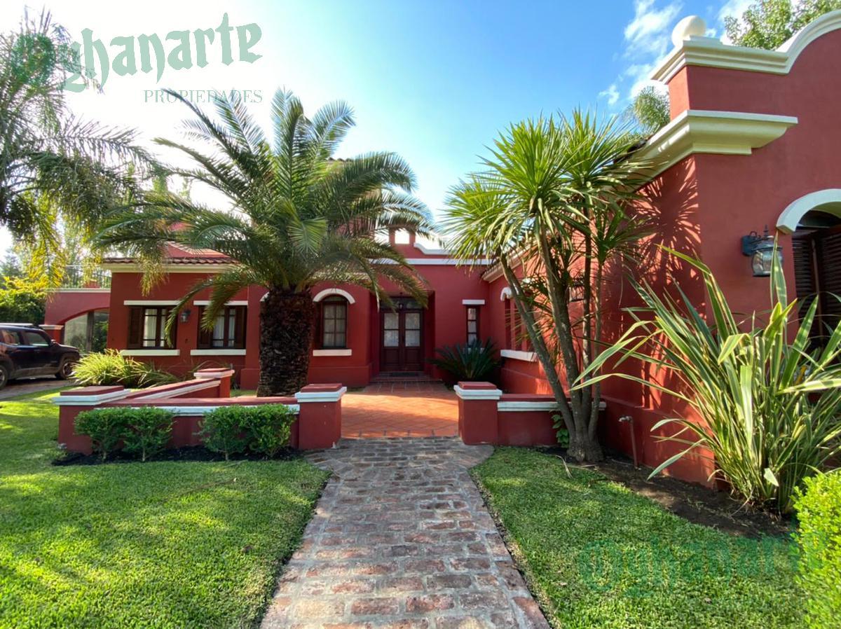 Foto Casa en Venta en  San Patricio,  Countries/B.Cerrado (Moreno)  San Patricio UF