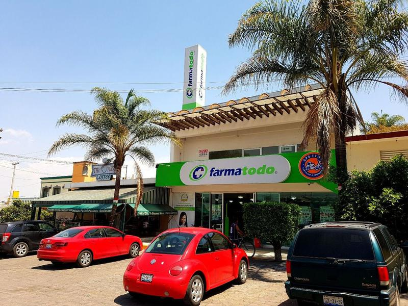 Foto Oficina en Renta en  Pueblo Chipilo de Francisco Javier Mina,  San Gregorio Atzompa  Oficina en Renta en Avenida 5 de Mayo Chipilo Puebla