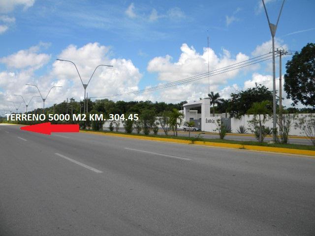 Foto Terreno en Venta en  Cancún,  Benito Juárez  Terreno en Venta en Cancùn,  Avenida Lopèz Portillo y Calle Espinosa 5063 m2,