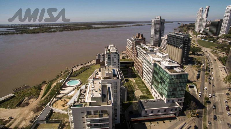 Foto Departamento en Venta en  Puerto Norte,  Rosario  AV CARBALLO 158/162