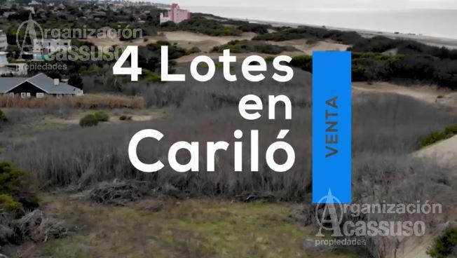 Foto Terreno en Venta en  Carilo,  Pinamar  Carilo