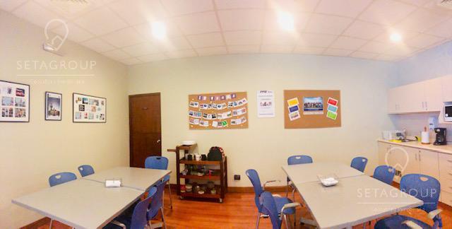 Foto Oficina en Alquiler en  Lima ,  Lima  Calle Los Negocios, Surquillo