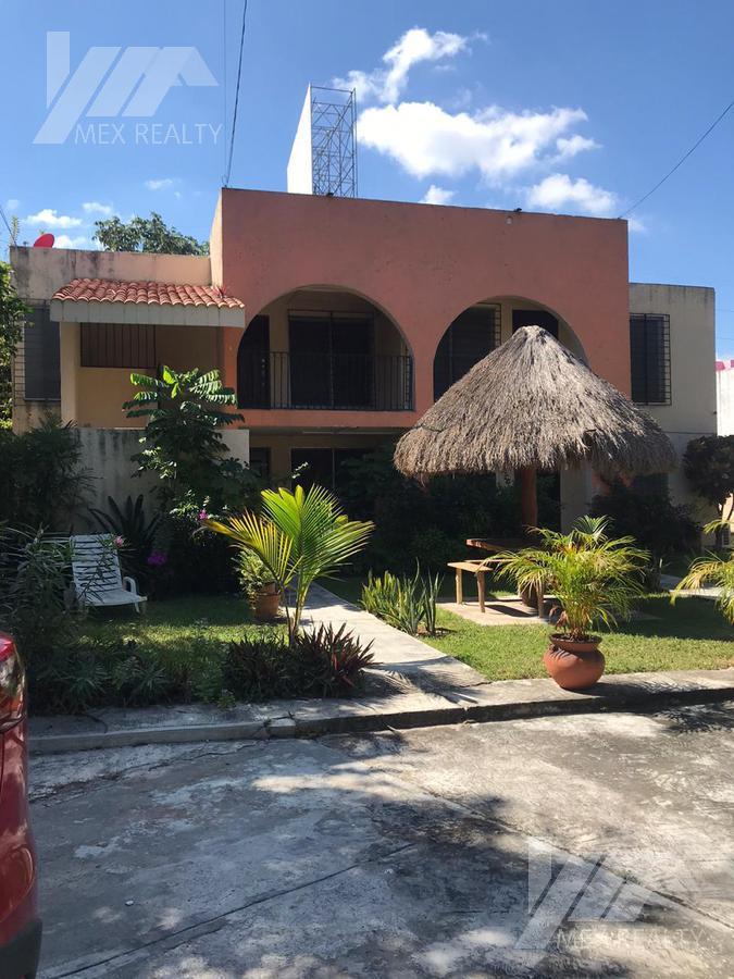 Foto Departamento en Renta en  Cancún,  Benito Juárez  DEPARTAMENTO AMUEBLADO PLANTA ALTA , SM 32, CANCUN, Q. ROO
