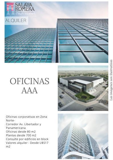 Foto Oficina en Alquiler en  San Isidro ,  G.B.A. Zona Norte  Corredor Panamericana San Isidro
