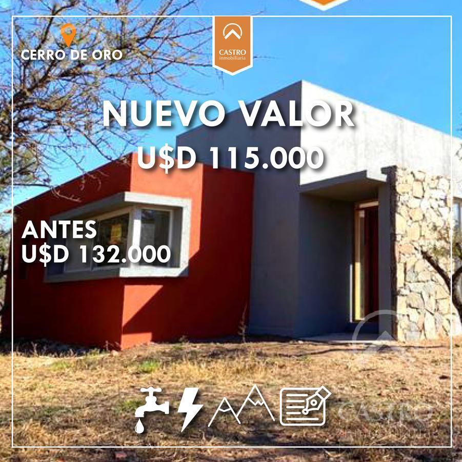 Foto Casa en Venta en  Cerro de Oro,  Merlo  Sacramento , Cerro de Oro .