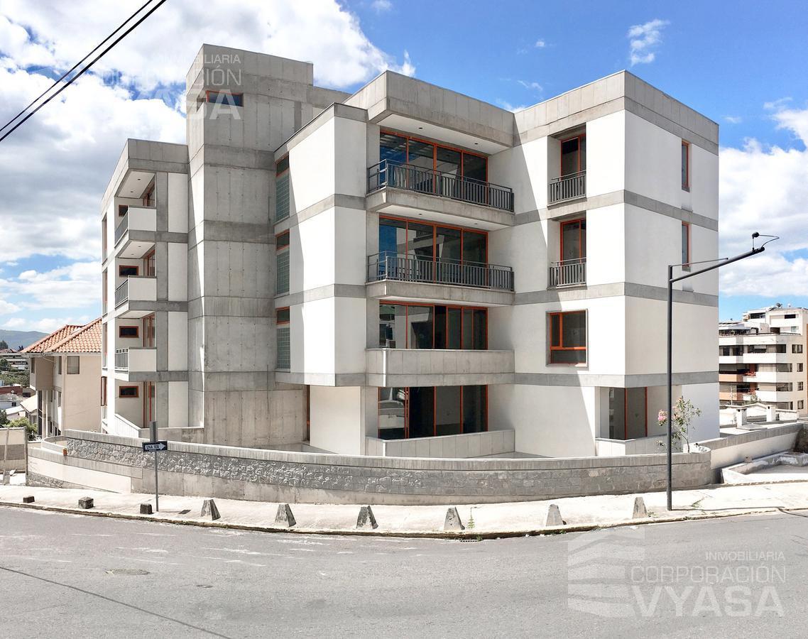 Foto Departamento en Venta en  Quito Tenis,  Quito  QUITO TENIS - EXCELENTE  DEPARTAMENTO DE VENTA  156.67 M2  (P2 - 06)