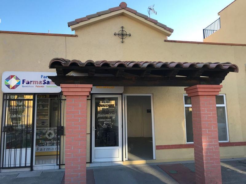 Foto Local en Venta en  Fraccionamiento Real Toledo,  Pachuca  Fraccionamiento Real Toledo