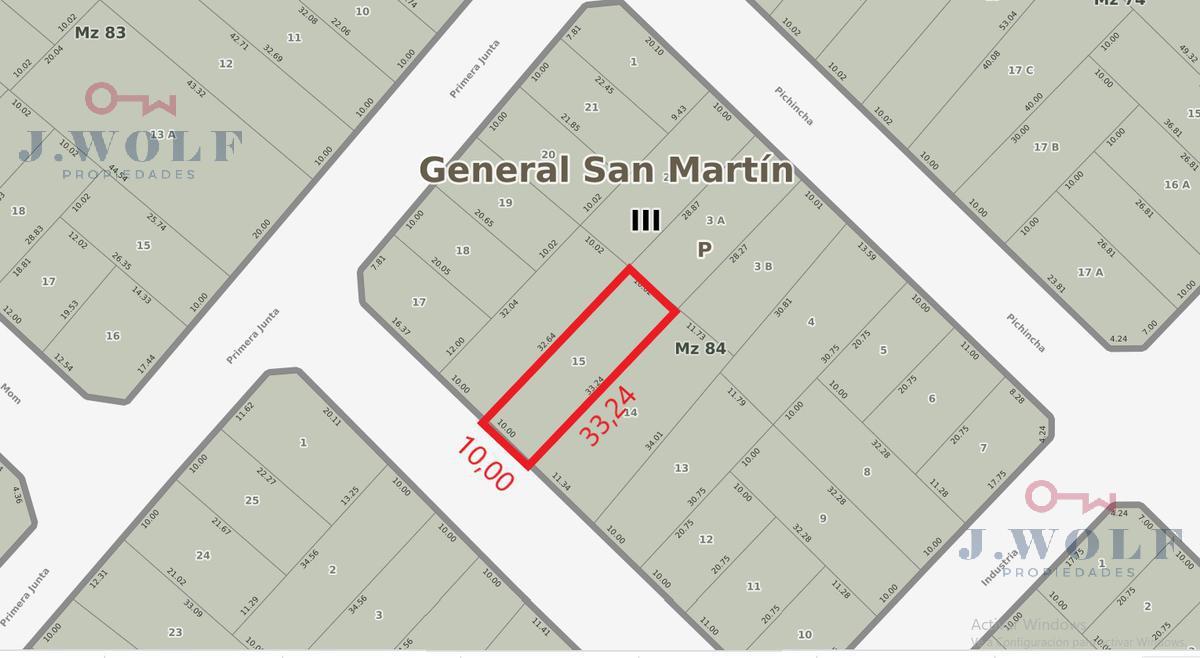 Foto Casa en Venta en  V.Bonich,  General San Martin  coronel mom al 4200