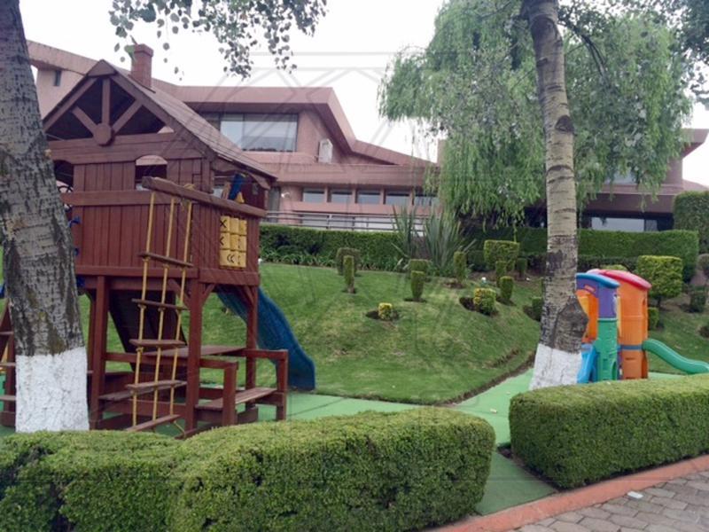 Foto Casa en condominio en Renta en  Lomas Country Club,  Huixquilucan  Lomas Country Residencial Placet Casa en condominio a la renta (MC)