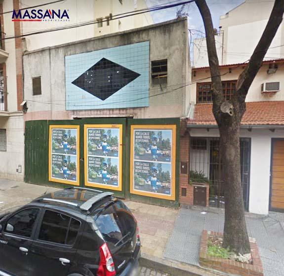 Foto Terreno en Venta | Alquiler en  Caballito ,  Capital Federal  Fragata Sarmiento al 0