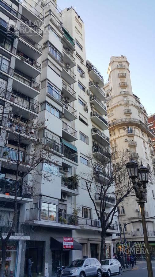 Foto Departamento en Alquiler en  Recoleta ,  Capital Federal  Montevideo  al 1200
