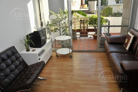 Foto Departamento en Alquiler temporario |  en  Palermo Hollywood,  Palermo  Guatemala al 5900