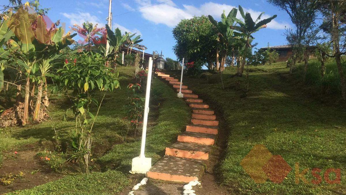 Foto Finca en Venta en  Quito ,  Pichincha  Hermosa Finca 17 hectáreas en Nanegalito - Santa Elena