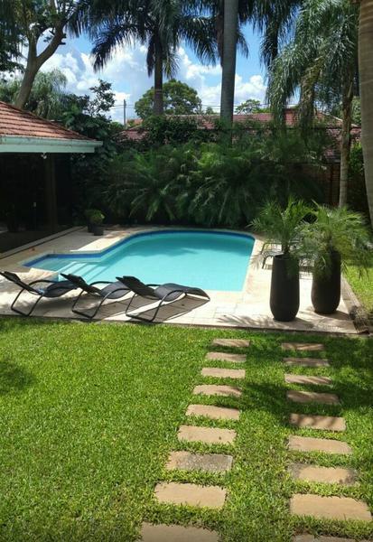 Foto Casa en Venta | Alquiler |  en  Mcal. Lopez,  San Roque  Vendo | Alquilo Hermosa Residencia De 7 Dormitorios En Zona El Dorado