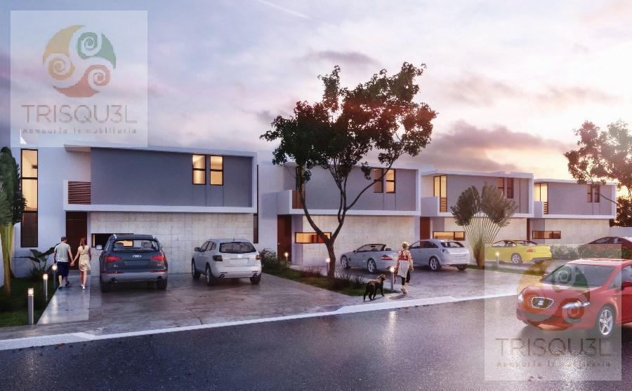 Foto Casa en Venta en  Pueblo Dzitya,  Mérida  Palmar IV Dzitya casa en venta, Mérida Yucatan