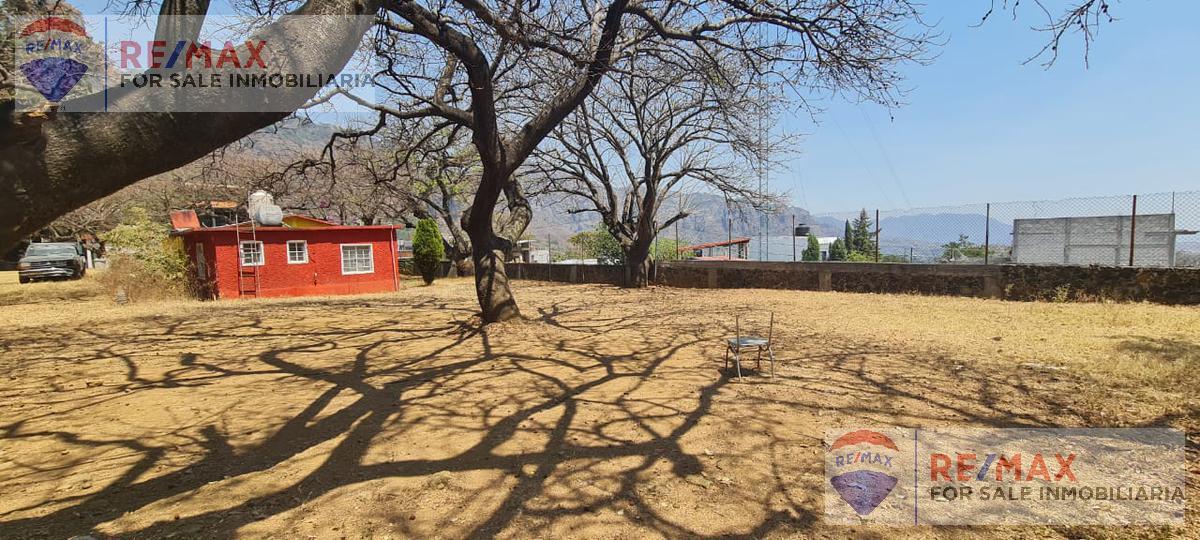 Foto Terreno en Venta en  Barrio Santa Cruz,  Tepoztlán  Venta de terreno en Tepoztlán, Morelos...Clave 3469