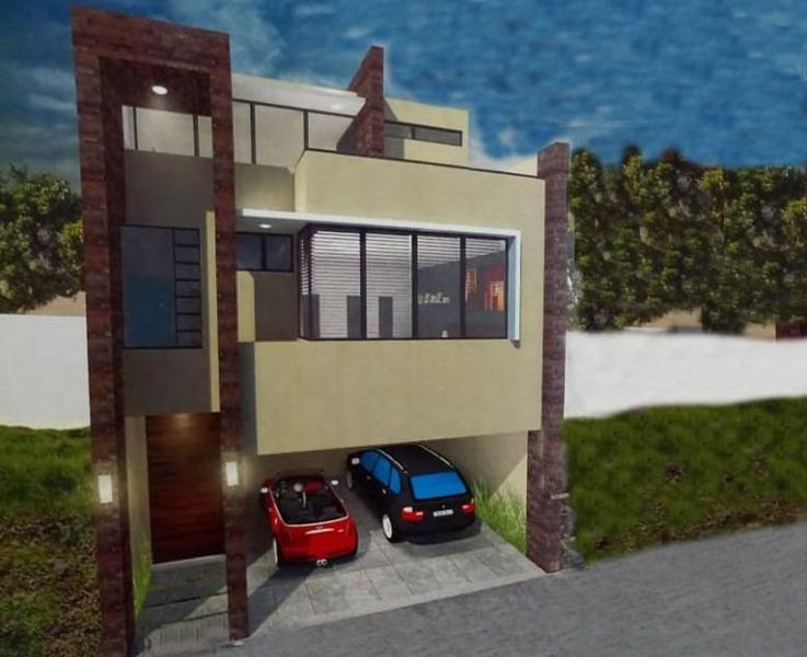 Foto Casa en Venta en  Cumbres Elite,  Monterrey  PROYECTO DE CASA EN VENTA CUMBRES ELITE 6TO SECTOR MONTERREY
