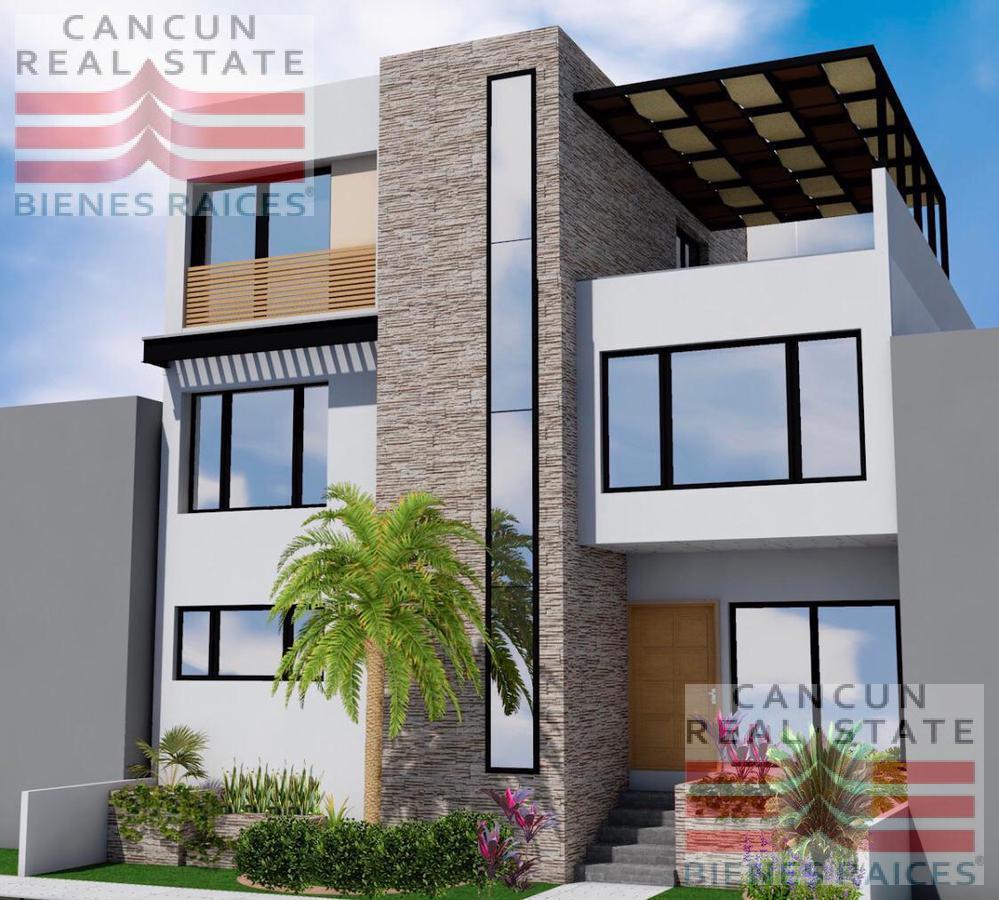 Foto Casa en Venta en  Puerto Cancún,  Cancún  Laguna Puerto Cancun