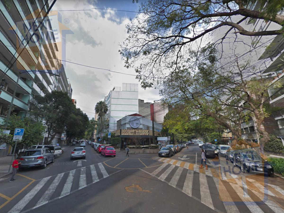 Foto Terreno en Venta en  Polanco,  Miguel Hidalgo   VENTA TERRENO POLANCO