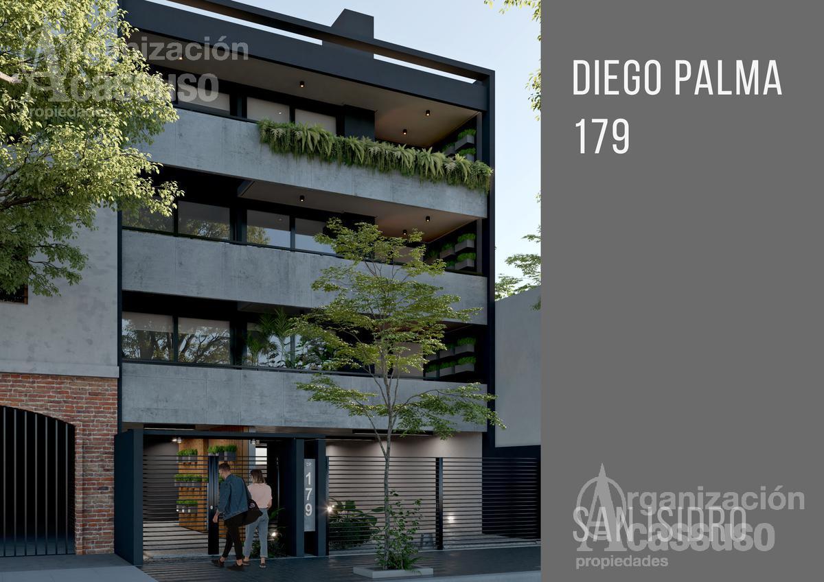 Foto Departamento en Venta en  S.Isi.-Vias/Rolon,  San Isidro  Diego Palma al 179 1° A