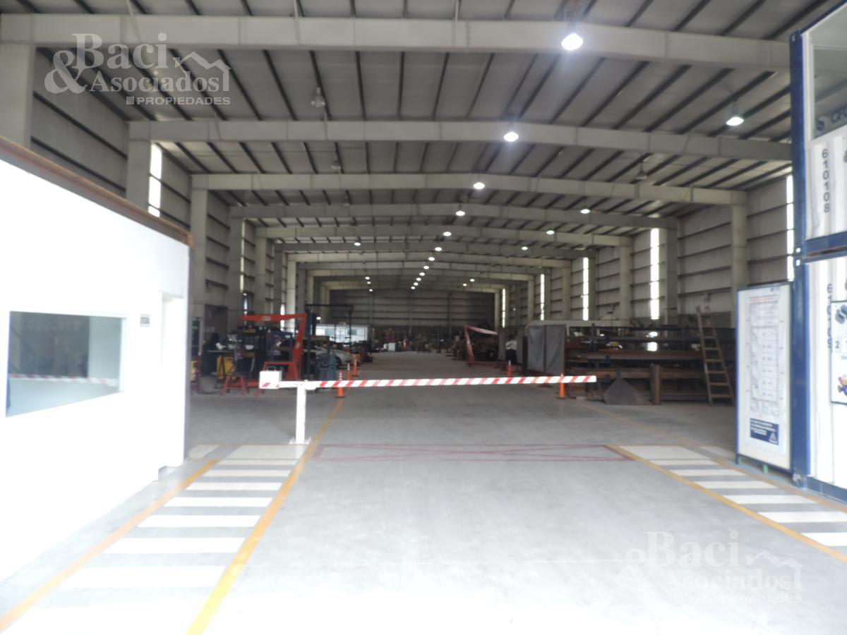 Foto Nave Industrial en Alquiler en  Tristan Suarez,  Ezeiza  Parquie industrial Ezeiza