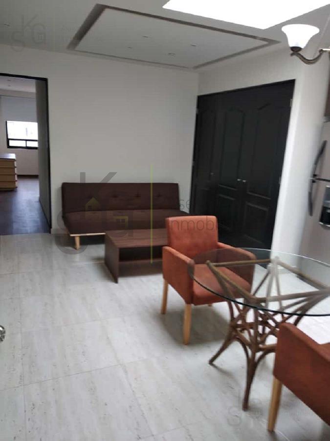 Foto Departamento en Renta en  Lomas de Tecamachalco,  Naucalpan de Juárez  SKG Asesores Inmobiliarios Renta Suite en Fuente de Neptuno, Lomas de Tecamachalco