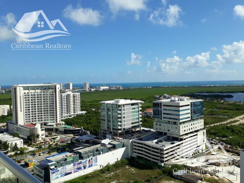 Foto Departamento en Renta en  Supermanzana 7,  Cancún  Departamento en renta en Cancún/Malecon Americas