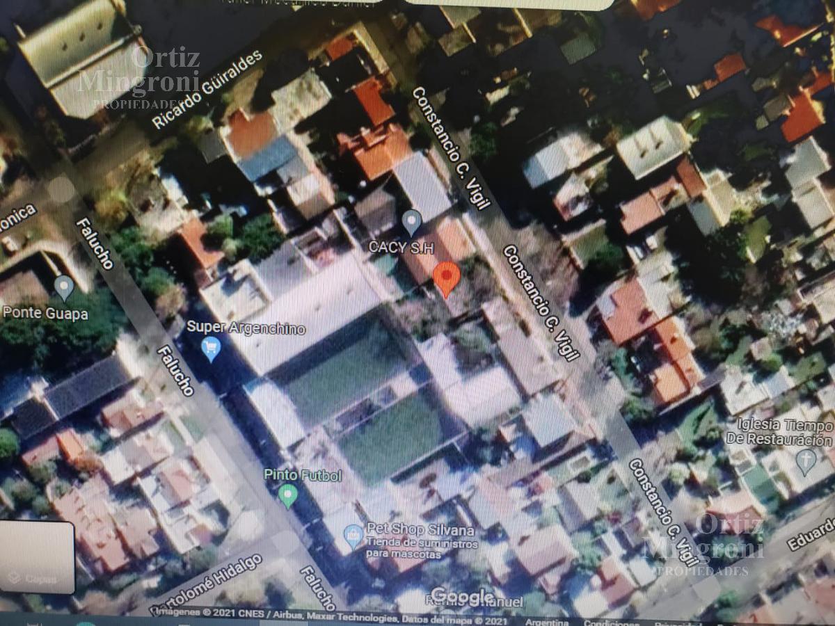 Foto Terreno en Venta en  Lomas De Zamora,  Lomas De Zamora  Constancio Vigil al 400