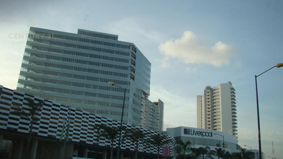 Foto Departamento en Venta en  Benito Juárez ,  Quintana Roo  DEPARTAMENTO venta tipo loft, malecón LAS AMÉRICAS  (amueblado) C2833