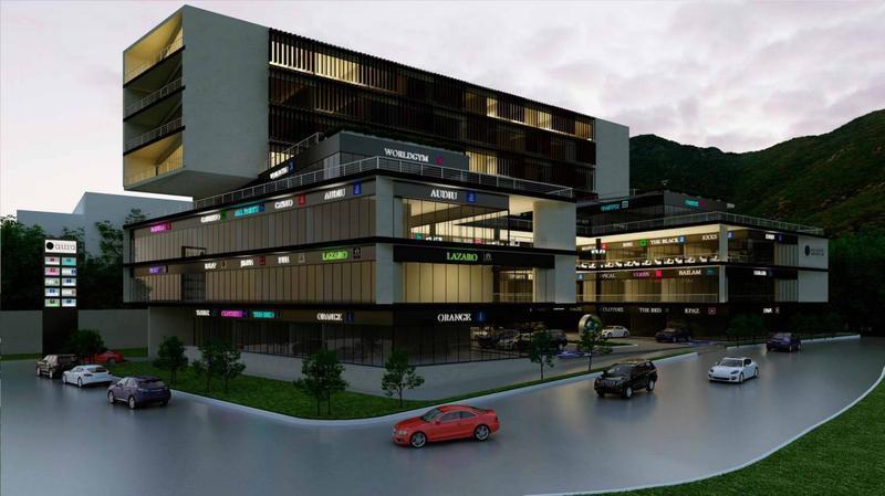 Foto Oficina en Venta en  Monterrey ,  Nuevo León  OFICINA EN VENTA EN AURA CARRETERA NACIONAL, MONTERREY