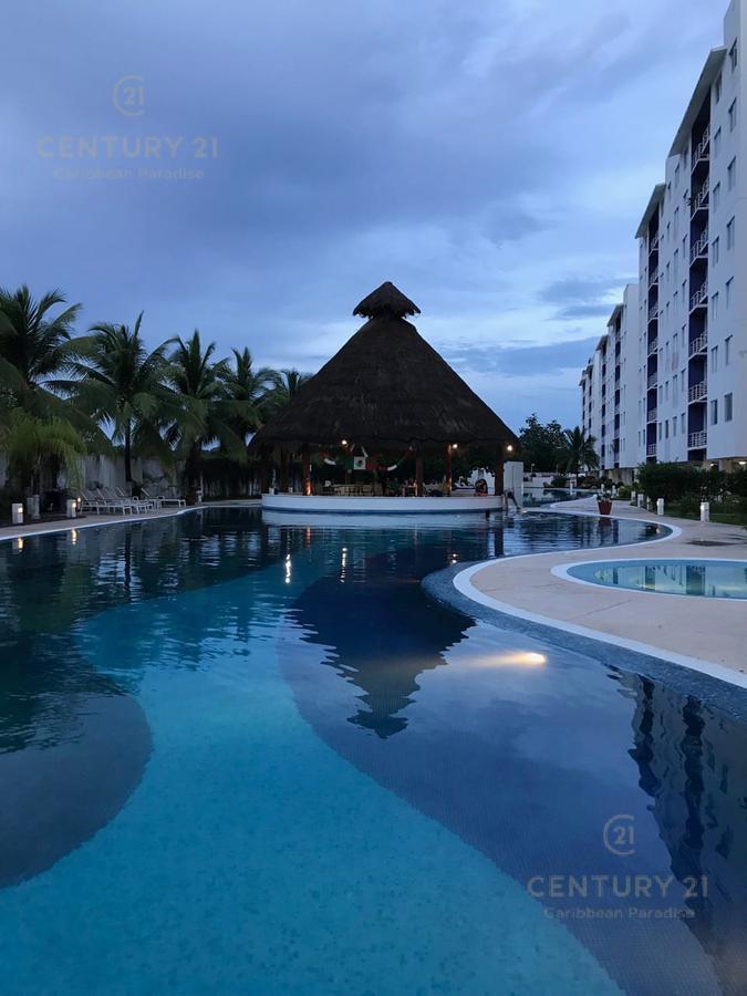 Foto Departamento en Renta en  Supermanzana 40,  Cancún  SM40 M1 L1 Dep L301 Av. Kinic