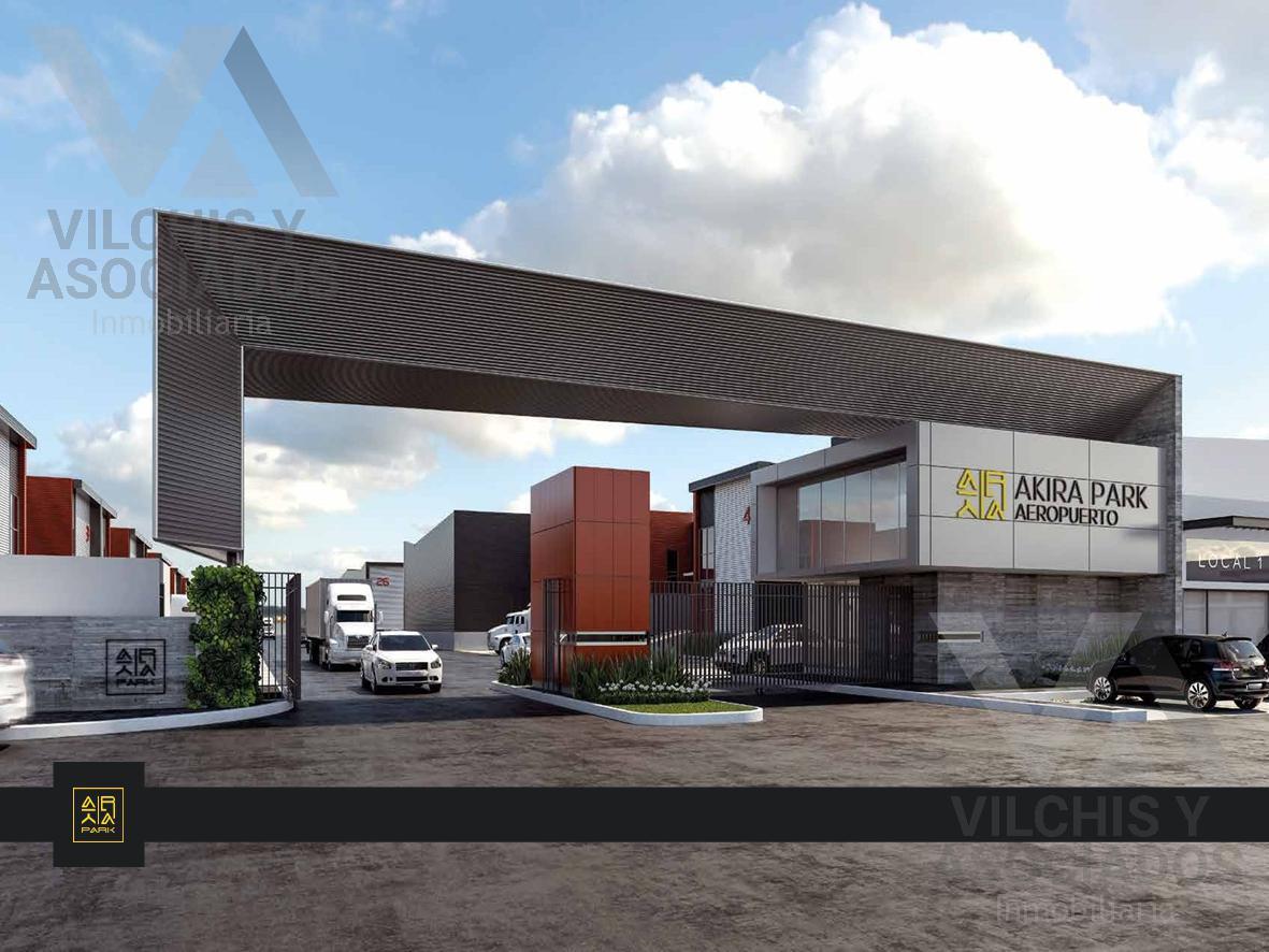 Foto Nave Industrial en Venta en  Aeropuerto Querétaro (Ing. Fernando Espinoza Gtz.),  Querétaro  VENTA DE NAVE INDUSTRIAL AKIRA PARK