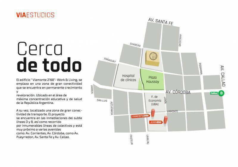 Foto Local en Venta en  Recoleta ,  Capital Federal  Viamonte al 2100