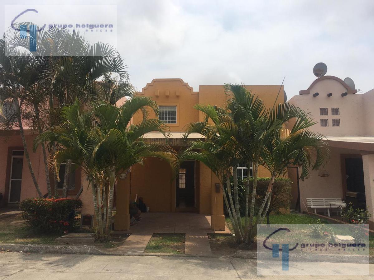 Foto Casa en Renta en  Petrolera,  Tampico  CR-275 CASA EN RENTA FRACC. VILLAS LAS PALMAS COL. PETROLERA TAMPICO, TAM.