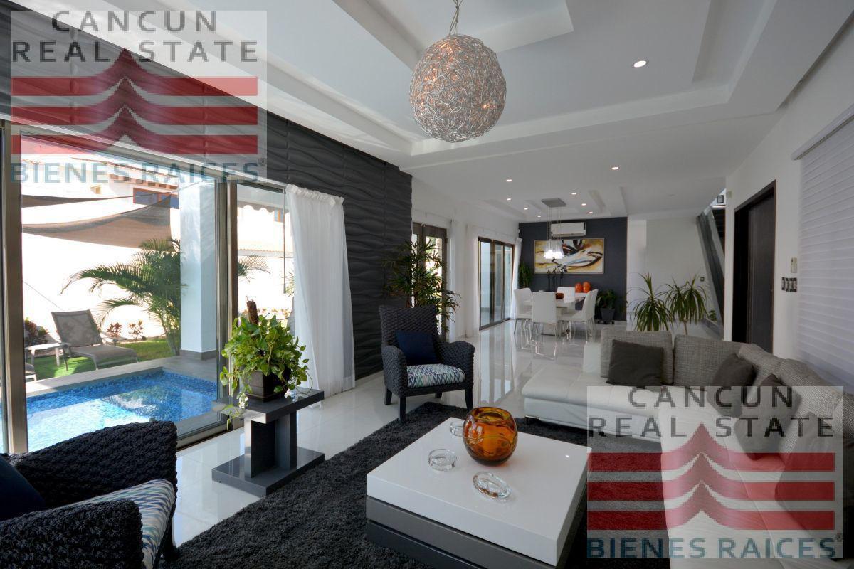 Foto Casa en Venta en  Villa Magna,  Cancún  Villamagna residencia