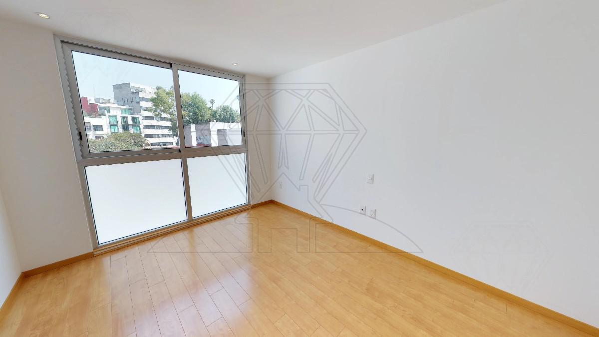 Foto Departamento en Renta en  Condesa,  Cuauhtémoc  Condesa, Cerrada de Altata departamento en  renta (GR)