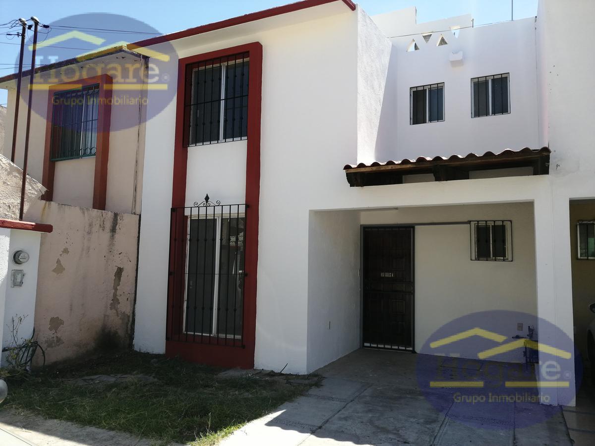 Casa en renta 3 recamarás zona norte Real del Bosque León Gto.