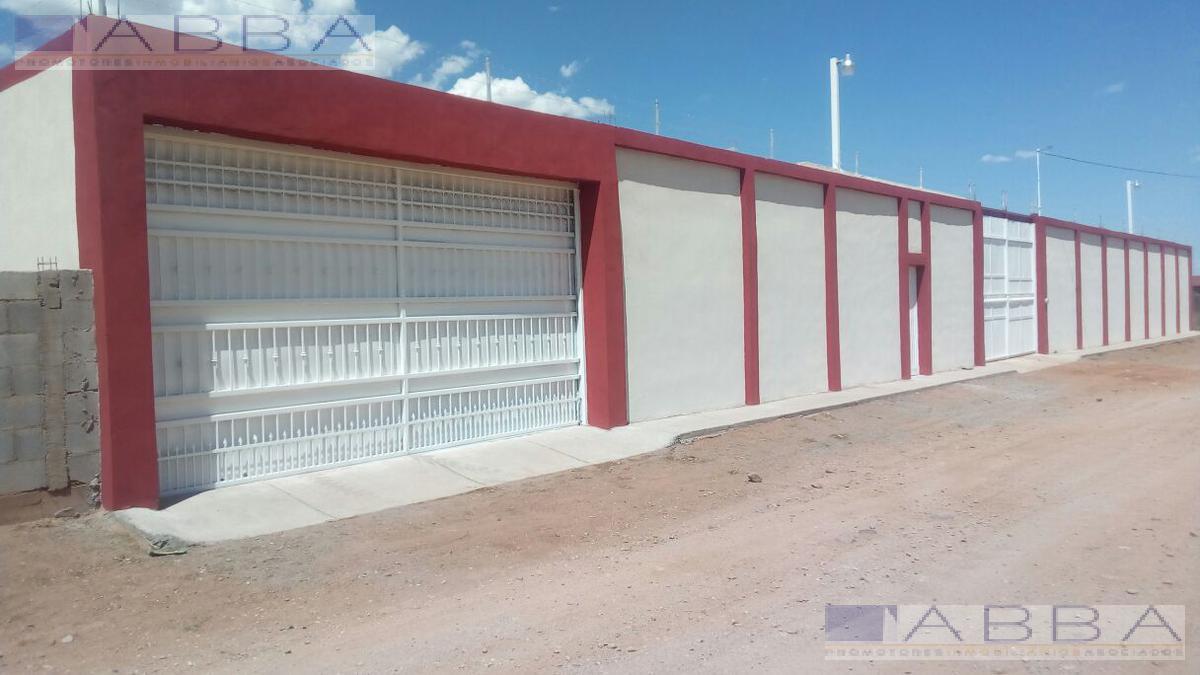 Foto Terreno en Renta en  Chihuahua ,  Chihuahua  RENTA DE TERRENO CON OFICINAS EN CARRETERA ALDAMA