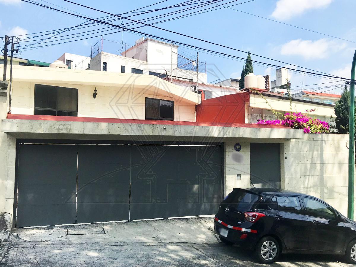 Foto Casa en Renta en  Lomas de Tecamachalco,  Huixquilucan          Cda de Juventud, casa en calle cerrada a la renta , Lomas de Tecamachalco (MC)