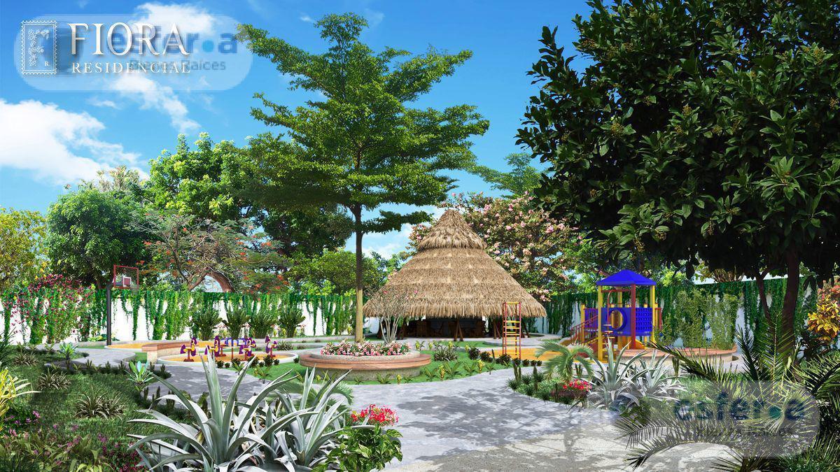 Foto Casa en Venta en  Pueblo Cholul,  Mérida  FIORA  RESIDENCIAL CASAS DE LUJO EN MERIDA CHOLUL MODELO DALIA