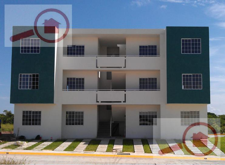 Foto Departamento en Venta en  Fraccionamiento Residencial del Bosque,  Veracruz  Departamento Nuevo de 2 recamaras en Venta cerca del Aeropuerto