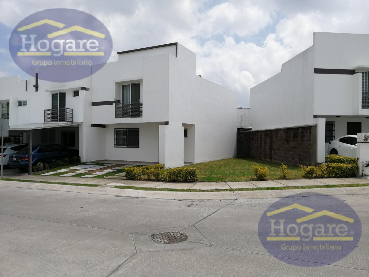 Preciosa casa en renta Portón del Valle León Gto.