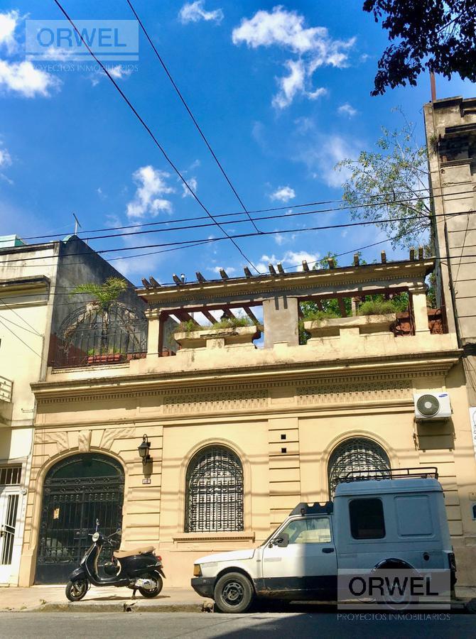 Foto Casa en Venta en  Paternal ,  Capital Federal  Almirante F. J. Segui al 2000