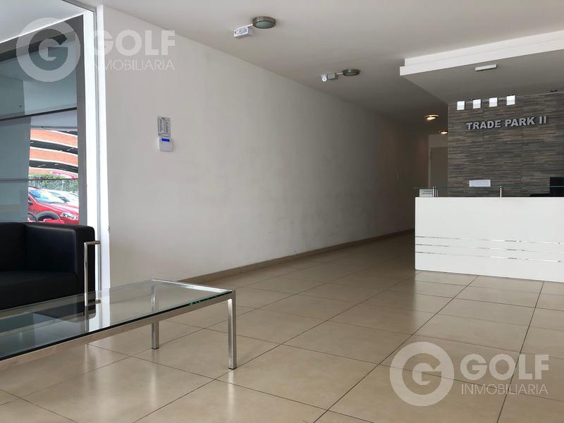 Foto Oficina en Venta en  Pocitos Nuevo ,  Montevideo  A METROS DE WTC, OFICINA CON GARAJE. Se vende con renta