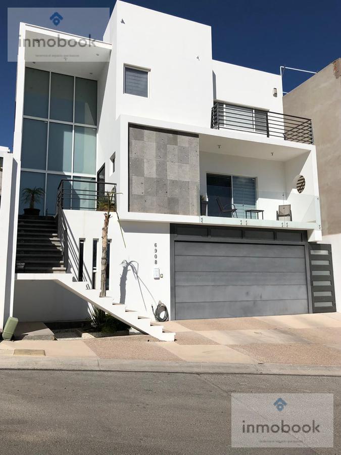 Foto Casa en Renta en  Fraccionamiento Cumbres de San Francisco,  Chihuahua  RENTA AMUEBLADA..CUMBRES DE SANFRANCISCO