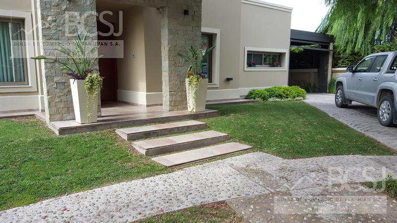 Foto Casa en Venta en  Rivadavia ,  San Juan   Bº Palmar del oeste